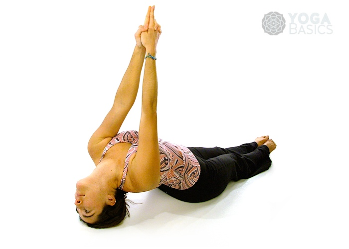 Matsyasana • Fish pose