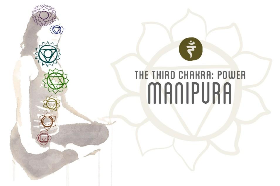 "Manipura, ""lustrous gem,"" the third chakra"