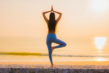 Standing Balance Poses tips