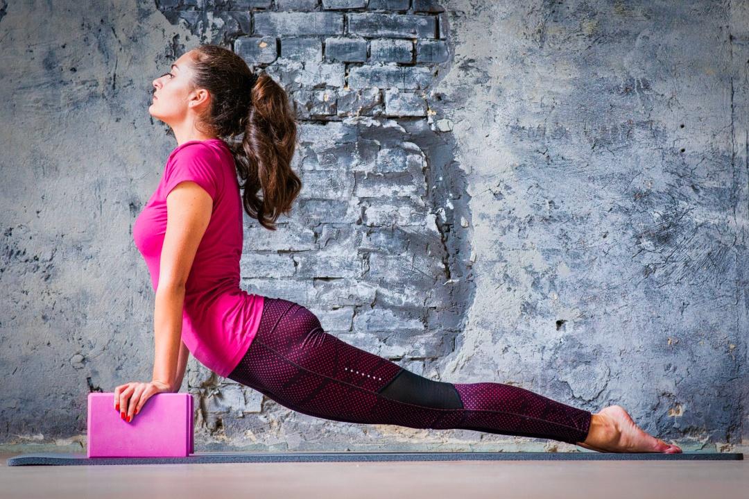 Acro/Partner Yoga - Pose / Asana Image by NickDickinson
