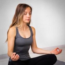 practice Ujjayi breathing