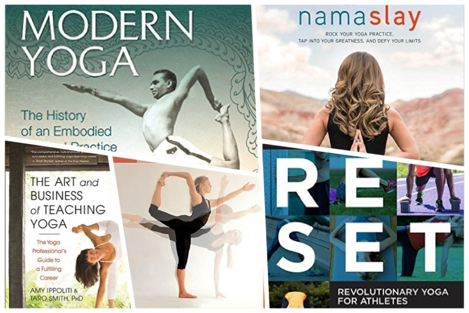 Best New Yoga Books: Autumn Edition