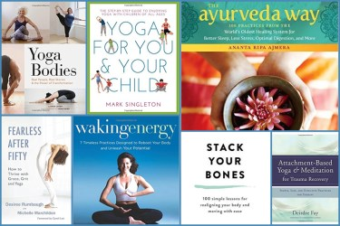 best yoga books summer 2017