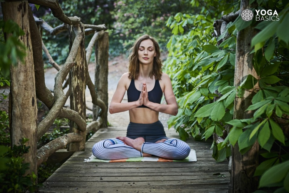 yoga pose for meditation