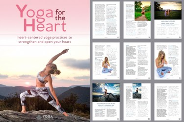 Yoga for Your Heart e-Book