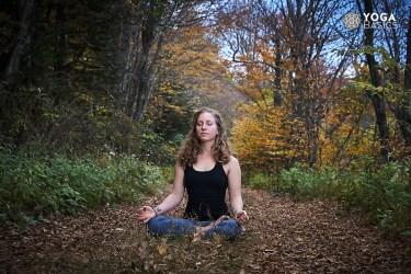 Open Monitoring Meditation Technique
