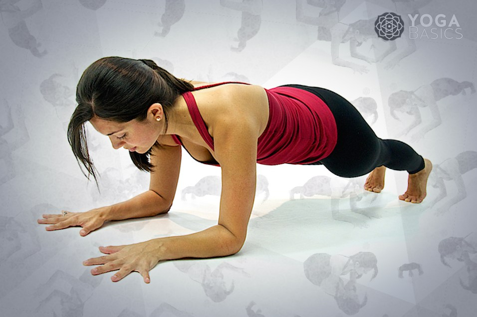 Forearm Yoga Pose