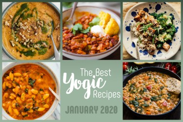 The Best Yogic Recipes for January 2020