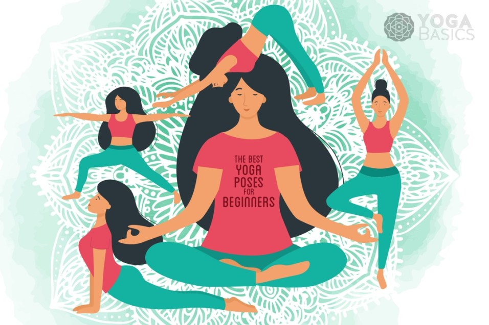 Yoga For Beginners A Complete Guide To Get Started Yoga Basics