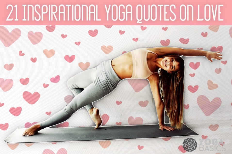 Yoga Quotes on Love