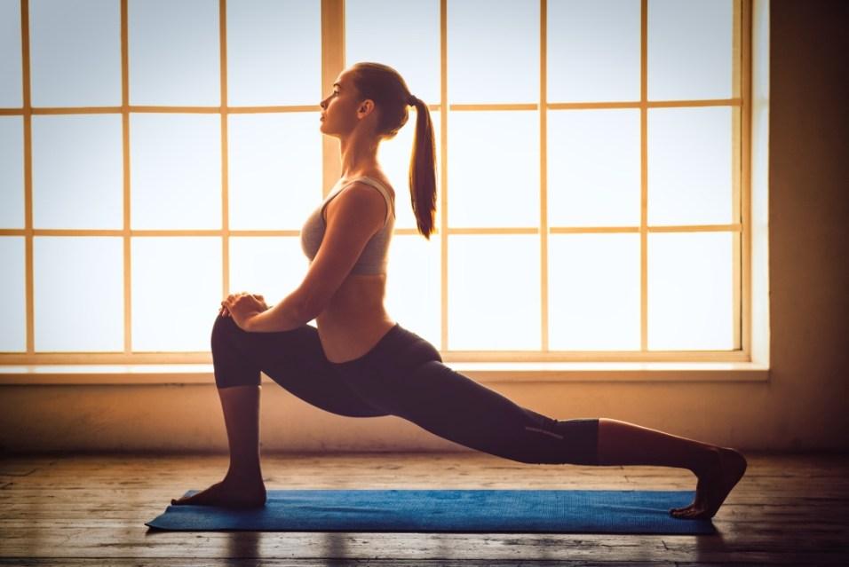 Yoga Pose For Empowerment