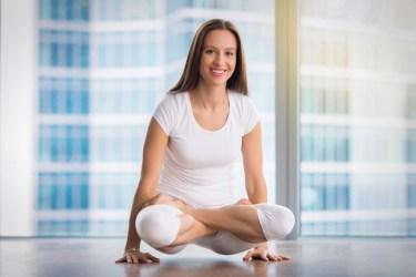 Yoga Studio photo shoot