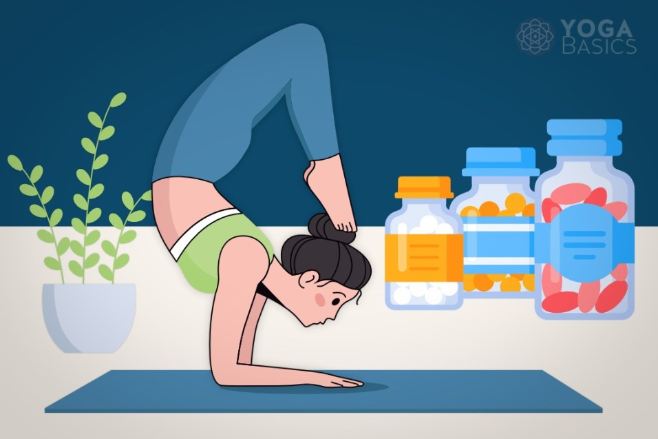 yoga and supplements