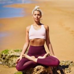 learning pranayama breathing