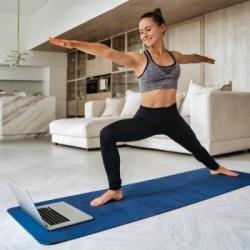beginner yoga video