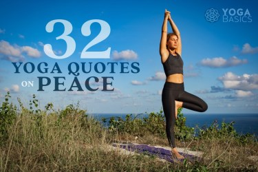 Yoga Quotes on Peace