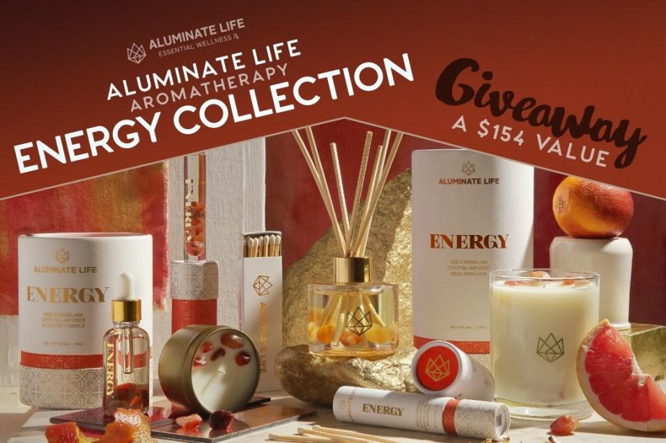 Aluminate Life giveaway