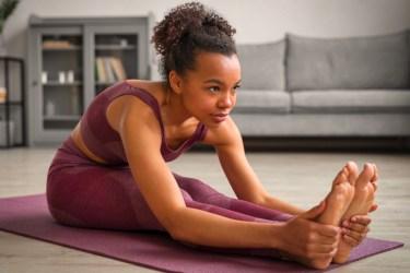 Bedtime Yoga for Beginners