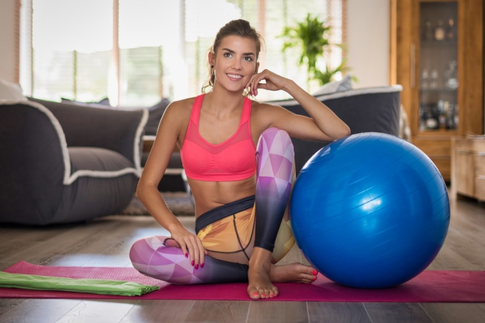 Equipment for Practicing Yoga at Home