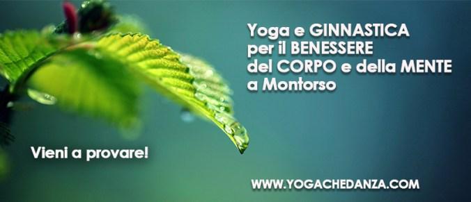 prova yoga montorso