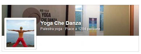 YogaCheDanza Facebook