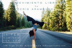 Bilbao yoga con cris Febrero