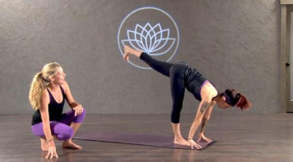 QiFlow Body Ability - Online Qi Flow Yoga & Fitness Class with Dawnelle Arthur