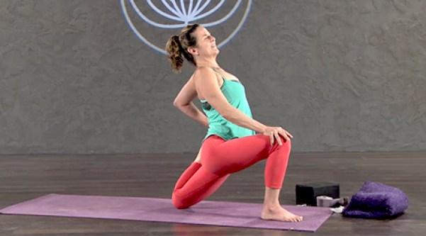 Chinnamasta Badass Shakti Flow - Online Vinyasa Yoga Class with Jeanie Manchester