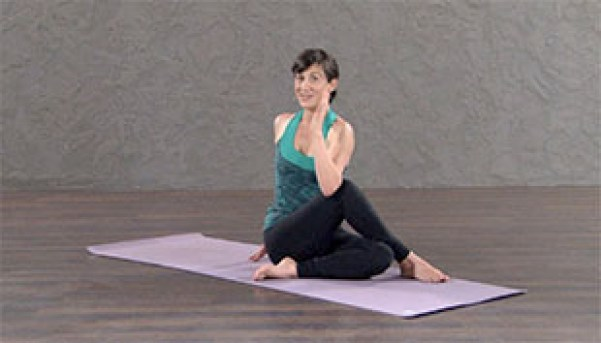 Yin Yang Yoga for Commitment - Online Yin Yoga Class with Elise Fabricant