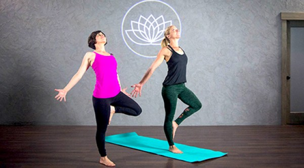 Empowerment Flow 1: I Think I Can - Online Power Yoga Class with Jackie Casal Mahrou