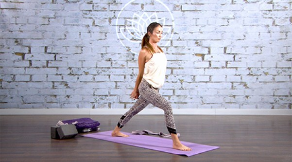 Full Moon Flow - Online Vinyasa Yoga Class with Geenie Celento