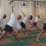 Clases gratuitas de Yoga Iyengar