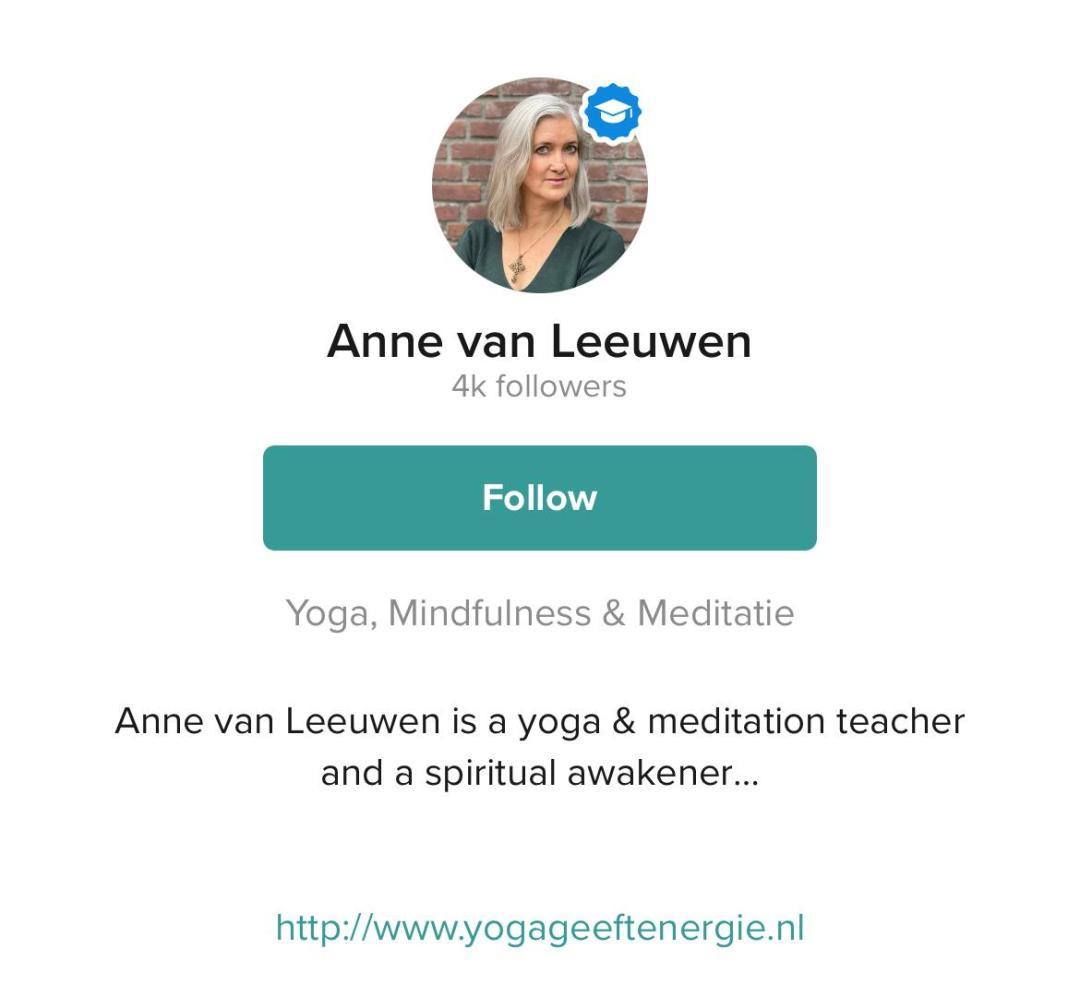 Anne van Leeuwen