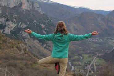 Atelier Yoga Montagne du 20 février 2021