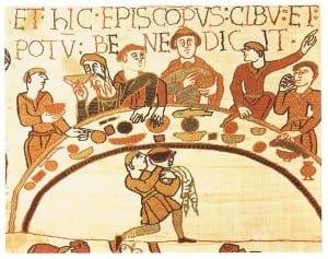 758px Bayeux feast01 300x237 How to Feast Ayurvedically