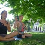 Yoga im Park - Bild 39