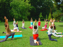 Find Yoga Classes all over the World