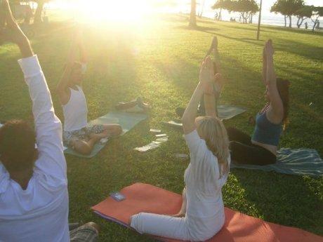 Sadhana du Kundalini Yoga avec Navjeet
