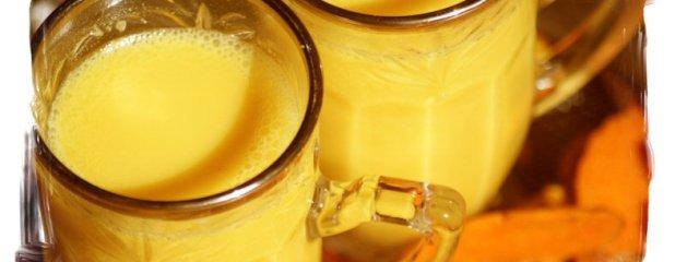 Le lait doré : une boisson miraculeuse!