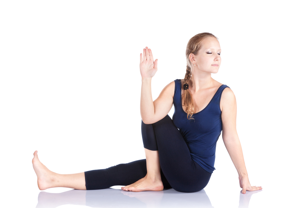 Image result for seated twists