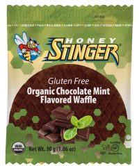 Honey Stinger Gluten Free Chocolate Mint Flavored