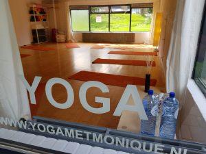 Contactgegevens Yoga met Monique