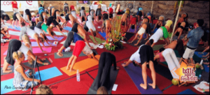 """""""I had a vision to create an urban oasis for yoga and other practices. Ubud was growing fast, with all the noise and bustle that comes with that."""""""