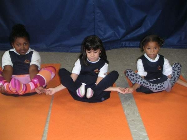 Kids Yoga: Teaching the 8s