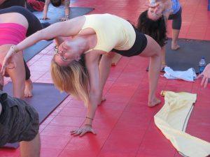 Ashley Turner Yoga Teacher Santa Monica