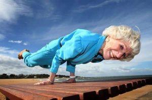 Yoga Helps Living Easier