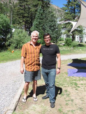 John Friend of Anusara Yoga: July 31st – 2010