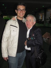 "Leslie Jordan ""Will & Grace"" Emmy award winner – in San Francisco, 2010/09/21"