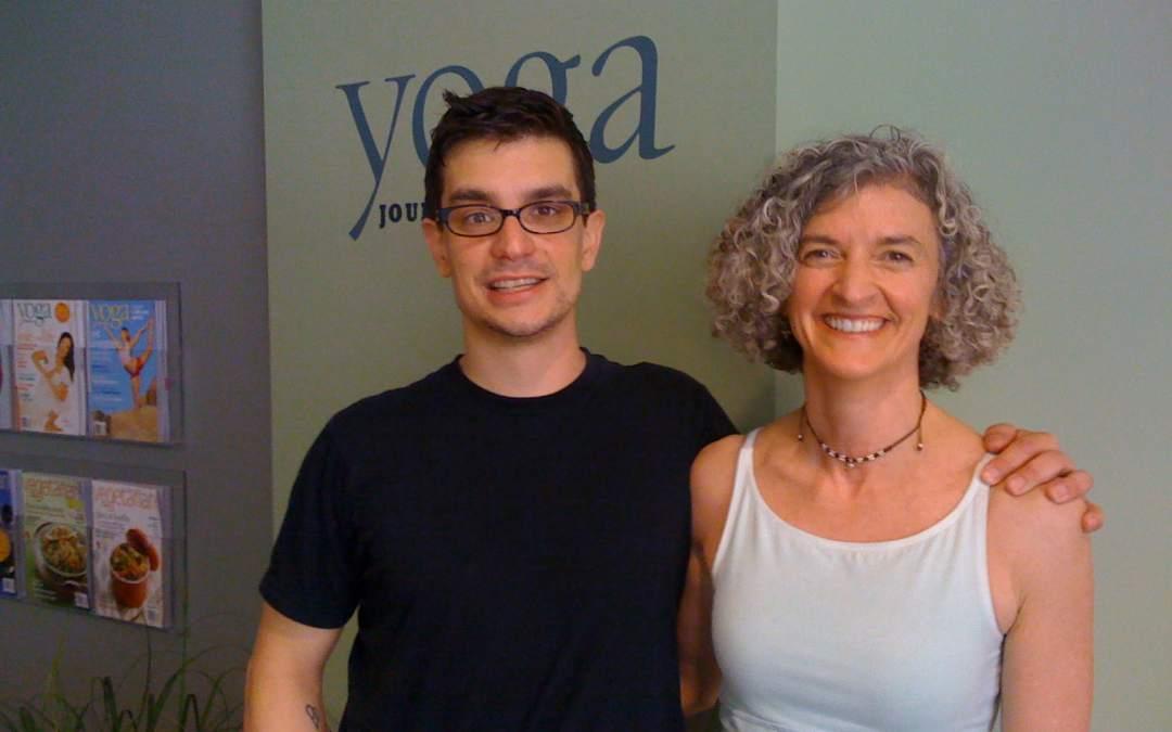Yoga for Hope | Lauren Slater