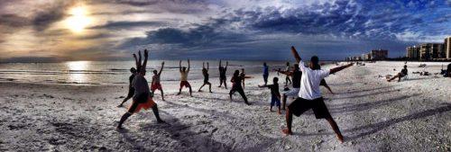 Yoga Month 2011